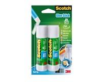 Lepiaca tyčinka 21g biela 3M Scotch 2ks