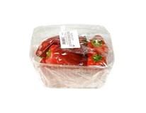 Paprika červená kápia I. 40+ čerst. 1x500 g