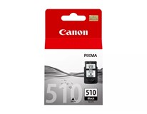 Cartridge PG-510BK black Canon 1ks