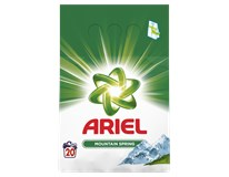 Ariel Mountain spring prací prášok 20 praní 1x1 ks