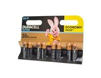 Batérie Ultra Duracell AA 8ks