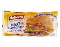 Roberto Maxi hamburger vegánsky 4x75g