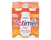 Danone Actimel nápoj mango a goji chlad. 8x100 ml