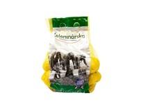 Zemiaky prané žlté neskoré 40+ SK čerstvé 1x2,5 kg
