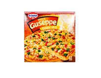 Dr.Oetker Guseppe Pizza chicken curry mraz. 1x375 g