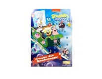 Adventný kalendár Sponge Bob 1x50 g