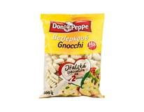 Don Peppe Gnochi bezlepkové mraz. 1x500 g