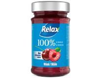Relax Džem 100% z ovocia višňa 1x220 g