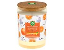 Air wick sviečka pomaranč 185g 1x1 ks