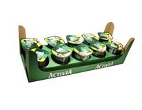 Danone Activia Cereálie jogurt müsli a lieskové orechy chlad. 10x125 g