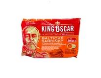 King Oscar Sardinky v paradajkovej omáčke 1x110 g