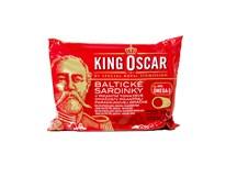 King Oscar Sardinky v pikantnej paradajkovej omáčke 1x110 g