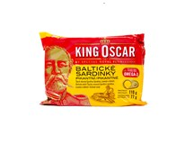 King Oscar Sardinky v pikantné 1x110 g