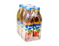 Relax džús jablko 100% 6x1 l PET