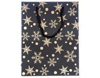 Taška na darčeky Vianočná M-220262 1ks