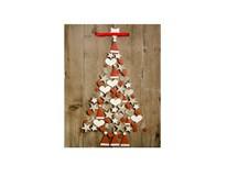 Taška na darčeky Vianočná M-208954 1ks