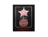 Taška na darčeky Vianočná L-220267 1ks