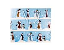 Taška na darčeky Vianočná SW-208969 1ks