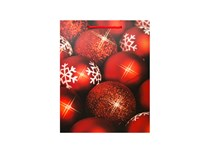 Taška na darčeky Vianočná L-220268 1ks