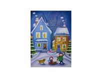 Taška na darčeky Vianočná XL-220271 1ks