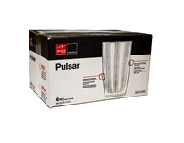 Pohár Pulsar číry 470ml Vetro-Plus 6ks