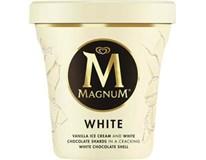 Algida Magnum White/biela zmrzlina mraz. 1x440 ml
