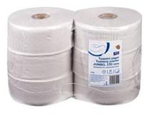 ARO Toaletný papier Jumbo 1-vrstvový 230mm 1x6 ks