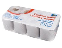 ARO Toaletný papier 1-vrstvový 1x8 ks