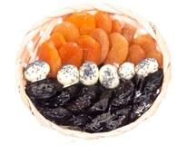 Košík sušeného ovocia Perla 1x250 g