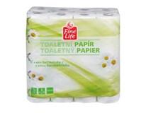 Fine Life Toaletný papier harmanček 3-vrstvový 1x32 ks
