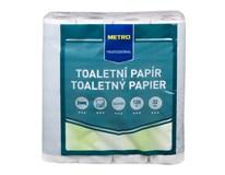 Metro Professional Toaletný papier biely 2-vrstvový 1x32 ks