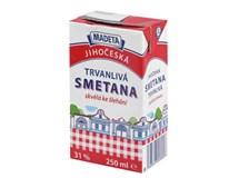 Madeta Jihočeská Smotana na šľahanie UHT 31% chlad. 1x250 ml