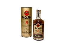 Bacardi 8 y.o. 40% 1x700 ml TUBA