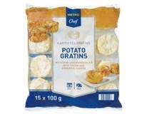Metro Chef Gratinované zemiaky mraz. 15x100 g