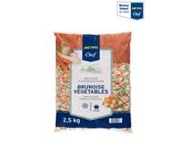 Metro Chef Brunoise zeleninová zmes mraz. 1x2500 g