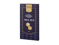 Metro Premium Milk 40% čokoláda 1x80 g
