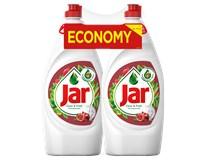 Jar Clean&Fresh granátové jablko prostriedok na riad 2x900 ml