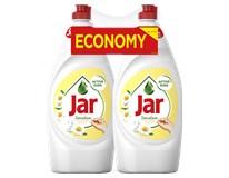 Jar Sensitive chamomile&vitamin E prostriedok na riad 2x900 ml