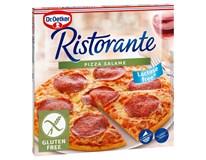 Dr.Oetker Ristorante Salame pizza bezlepková mraz. 1x315 g