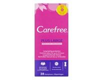 Carefree large fresh dámske slipové vložky 1x28 ks