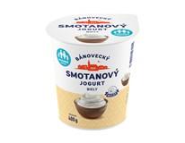 Milsy Bánovecký smotanový jogurt biely chlad. 1x400 g