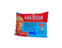 King Oscar Baltické sardínky v gréckej omáčke 1x110 g