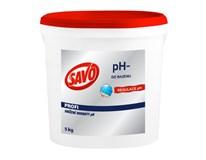 Savo bazén pH- 1x5 kg