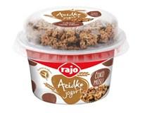 Rajo Acidko Jogurt biely s čokoládovým müsli chlad. 1x150 g
