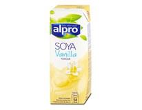 Alpro Sójový nápoj vanilka chlad. 1x250 ml