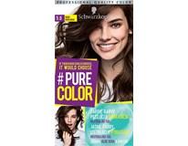 Schwarzkopf Pure Color 5.0 pravá hnedá farba na vlasy 1x1 ks