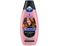 Schauma Multi Repair 6 šampón na vlasy 1x400 ml