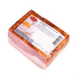 LE&CO Oravská slanina bez kože chlad. váž. cca 0,5 kg