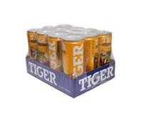 Tiger Mango energetický nápoj 12x250 ml PLECH
