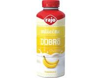 Rajo Mliečne Dobrô mliečny nápoj banán chlad. 1x350 ml